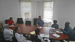 AUIS establishing collaboration with Centre of Counselling Addiction Support Alternatives (CASA) in Barbados