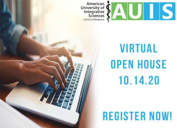 Virtual Open House, AUIS